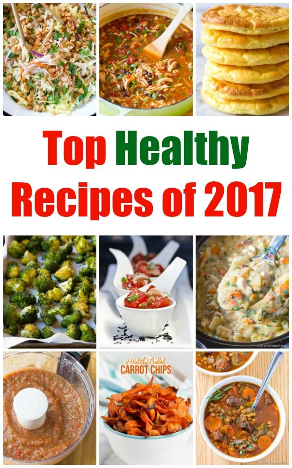 Top healthy recipes of 2017 healthy recipes dairy and low carb food blogs top healthy recipes forumfinder Gallery