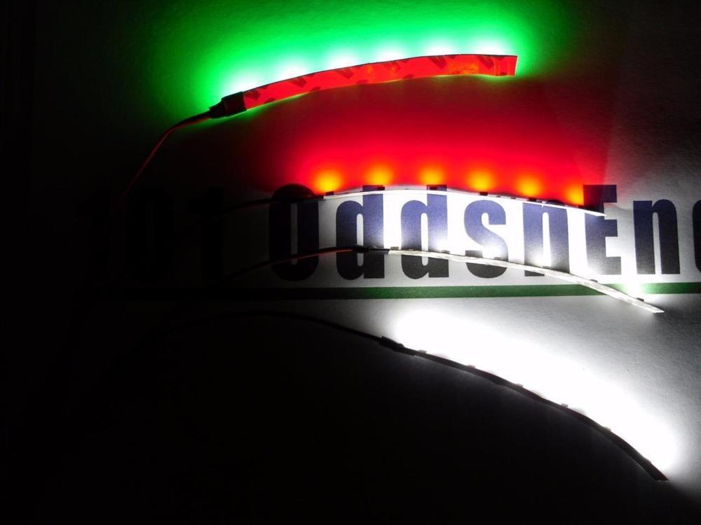 9V Traxxas Rustler Bandit Universal 1//10 Strip Plug /& Play 4 Receiver Red 3.7V