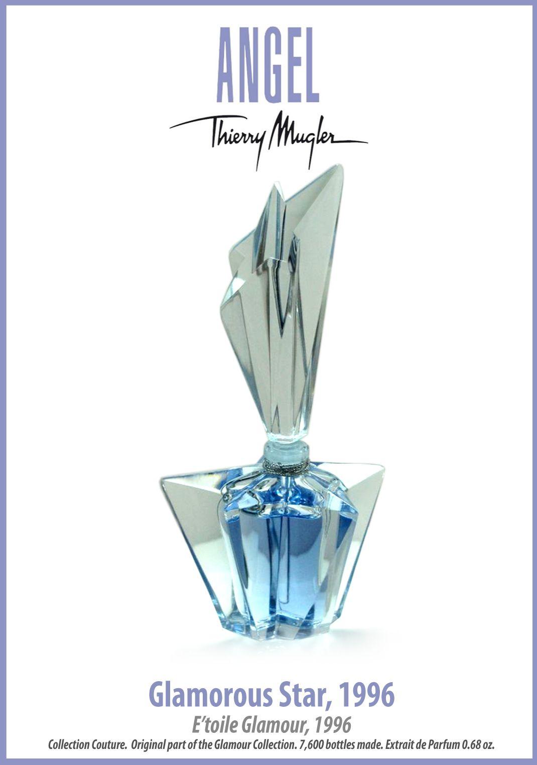 Thierry Mugler Angel Perfume Glamorous Star E Toile Glamour