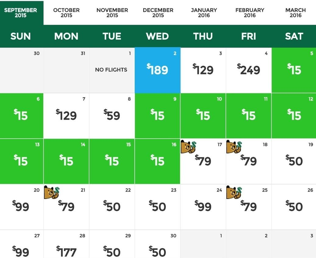 Frontier Airlines offering $1 flights (plus fees)