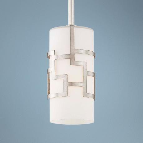 George Kovacs Alecia S Necklace Mini Pendant Chandelier T0029 Lamps Plus In 2020 Pendant Chandelier Mini Pendant Lights Mini Pendant