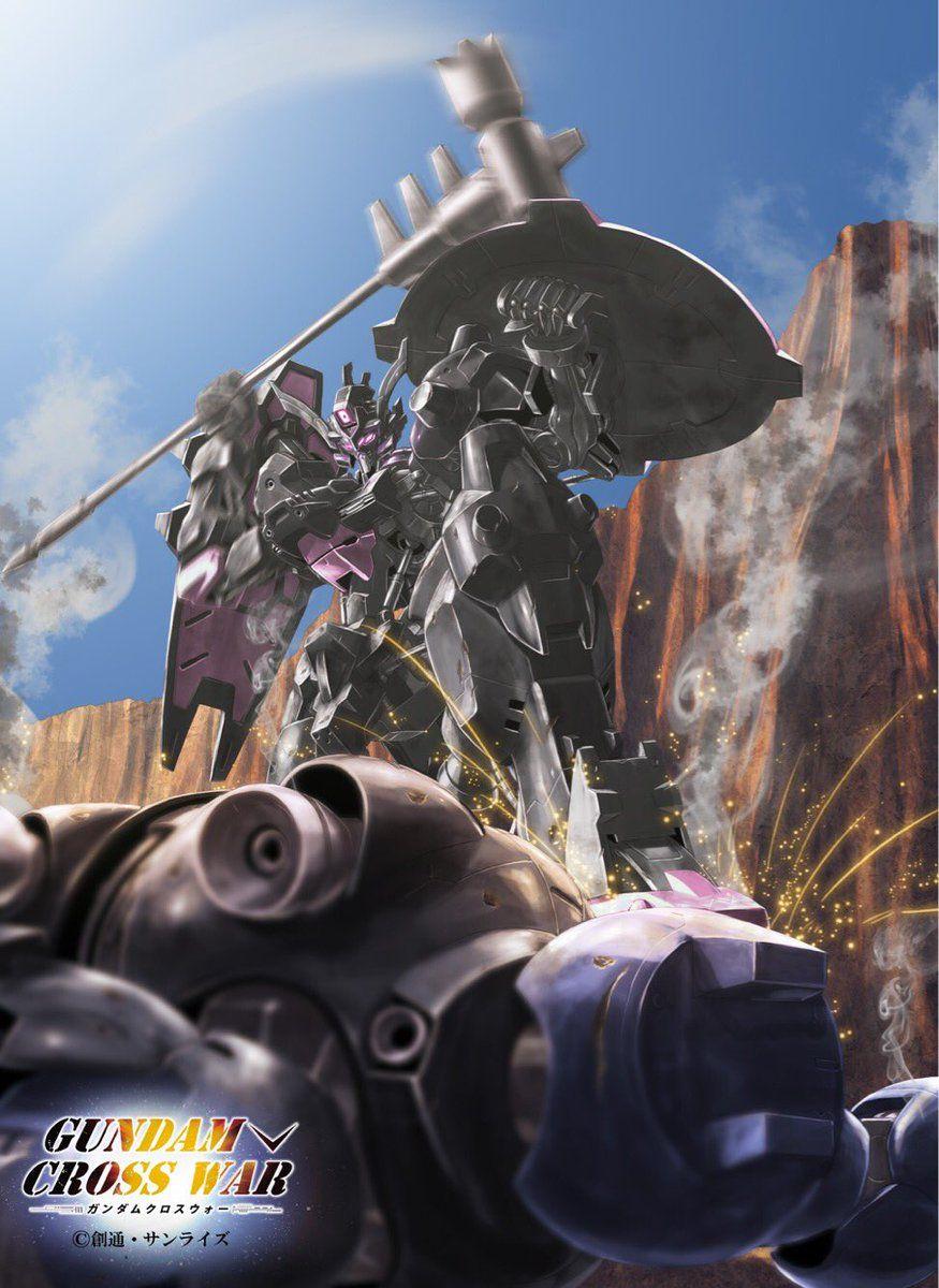 Gundam Cross War Mobile Phone Size Wallpapers Gundam Wallpapers