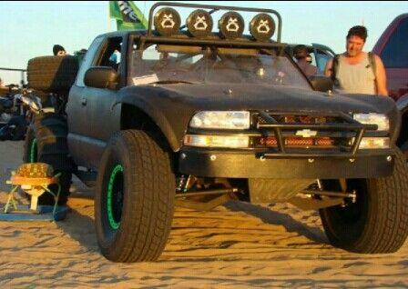Rare S10 Prerunner | Wheels | Chevy trucks, Trucks, Trophy truck