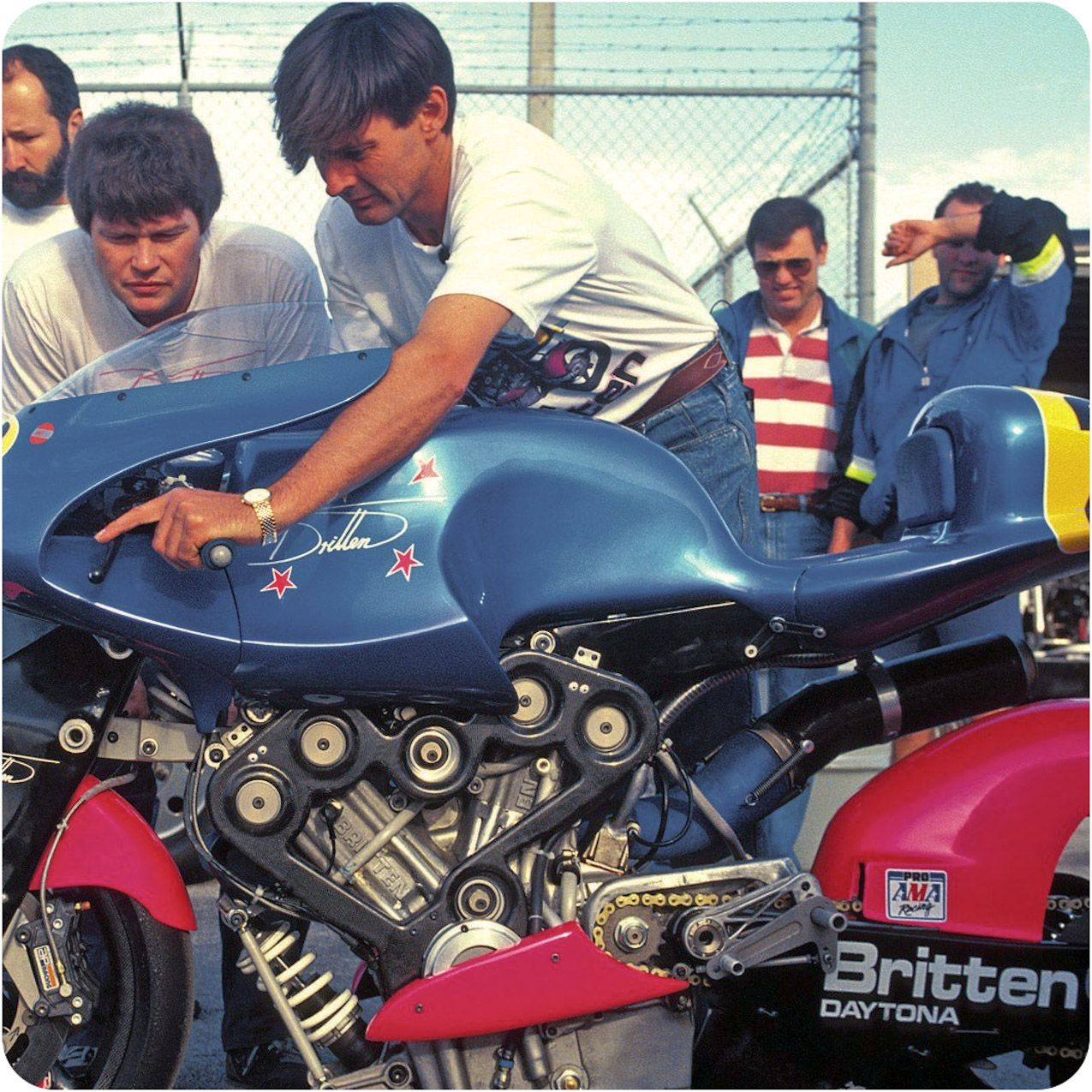 Pin On Britten Motorcycles