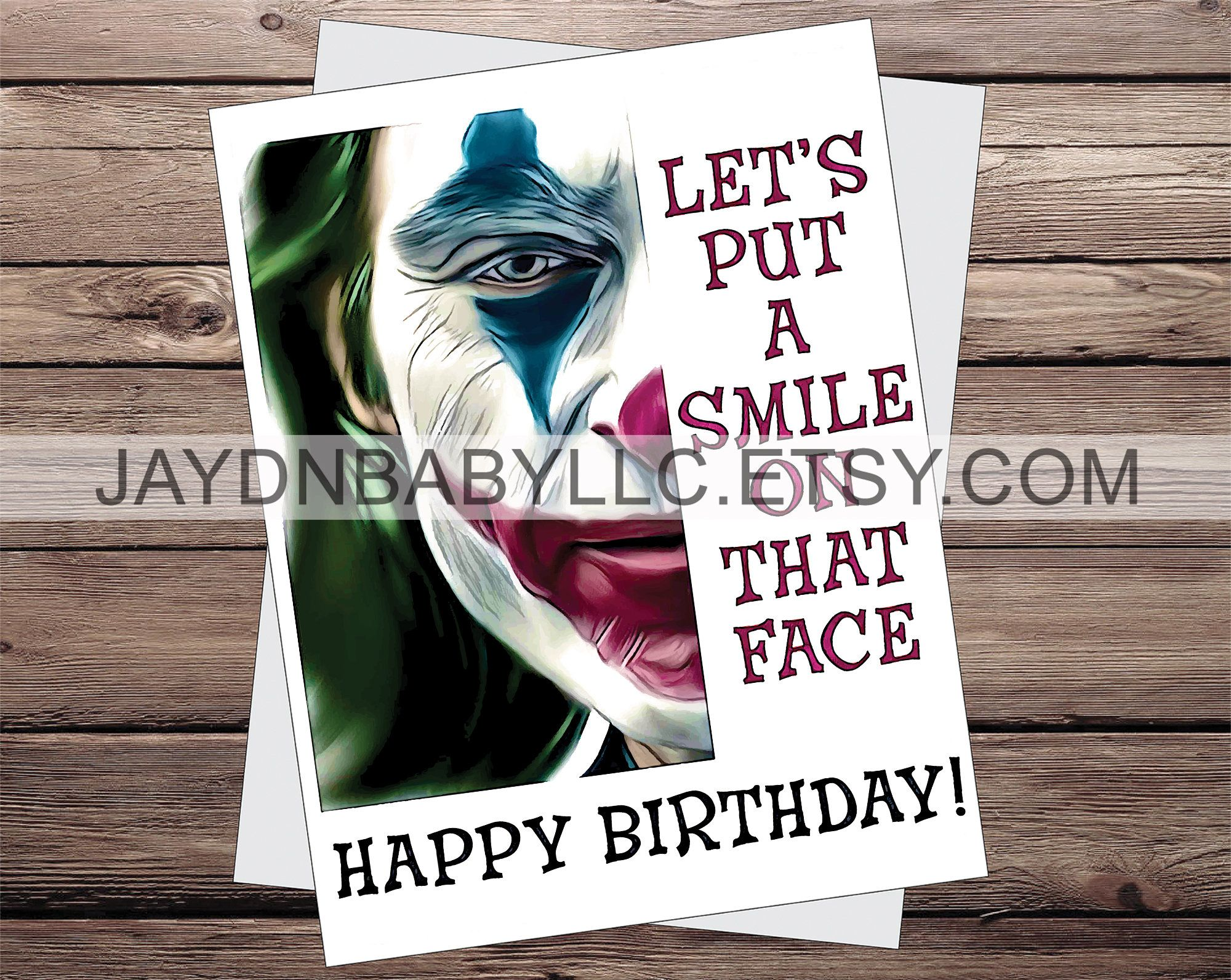 Caricature Inspired Let S Put A Smile On That Etsy Birthday Cards For Son Comic Gifts Birthday Cards