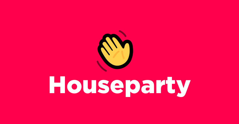 Group video chat with Houseparty on Chrome so you can talk