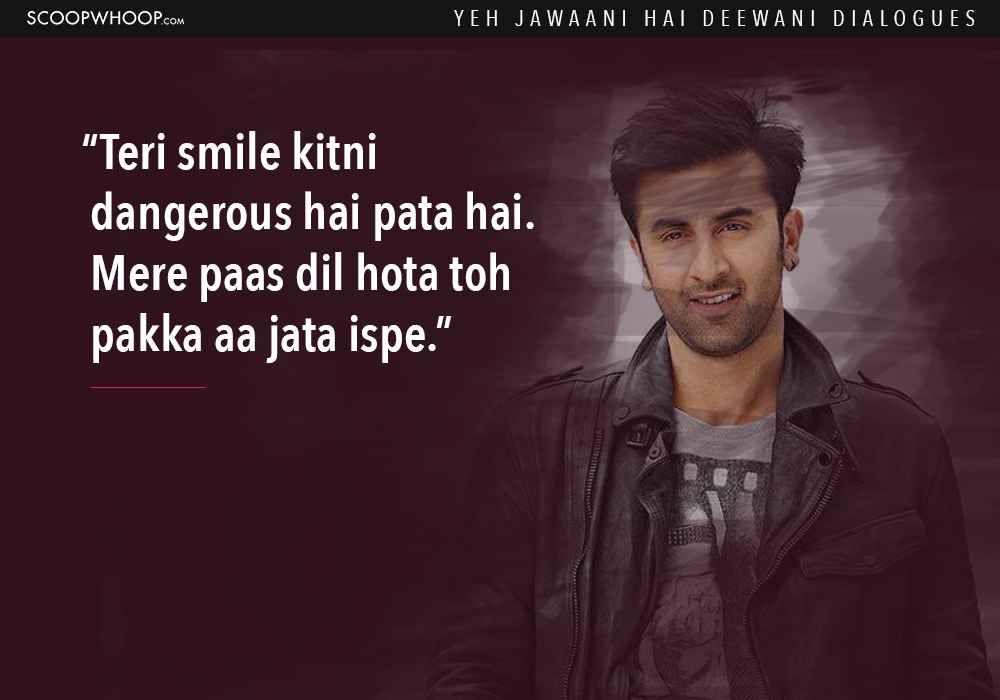 14 Yeh Jawaani Hai Deewani Dialogues That Prove Its Our