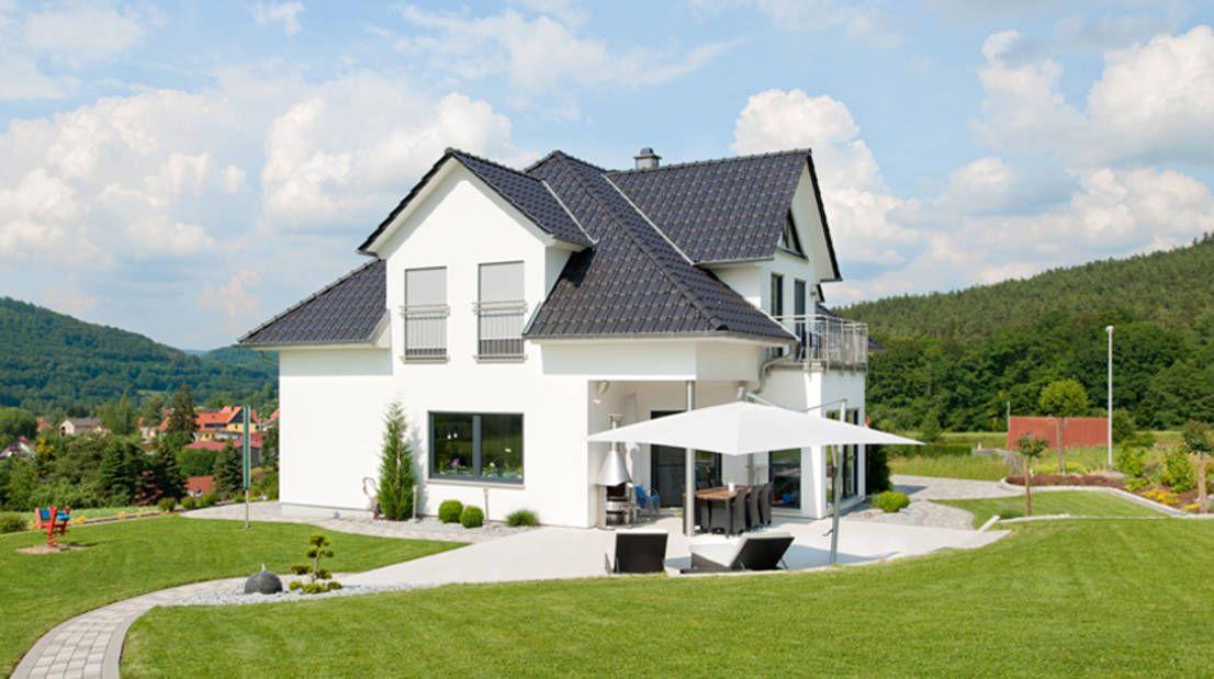 Moderne Wohnhäuser 5 moderne häuser und ihre bäder