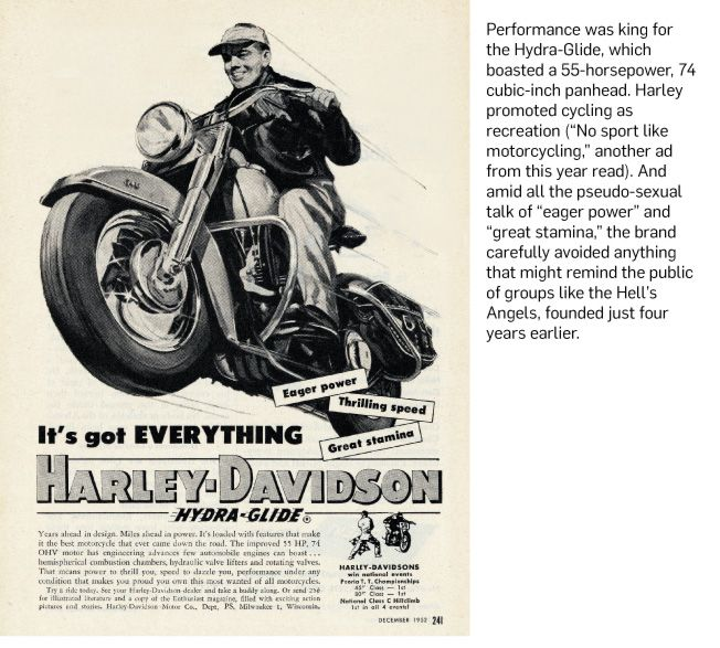 Harley Davidson Continues to Reinvent Itself