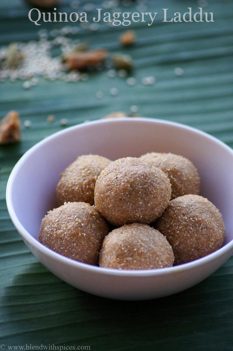 Quinoa sunnundalu recipe quinoa jaggery laddu recipe step by quinoa laddu recipe an indian sweet made from quinoa and jaggery step by step recipe blendwithspices forumfinder Images