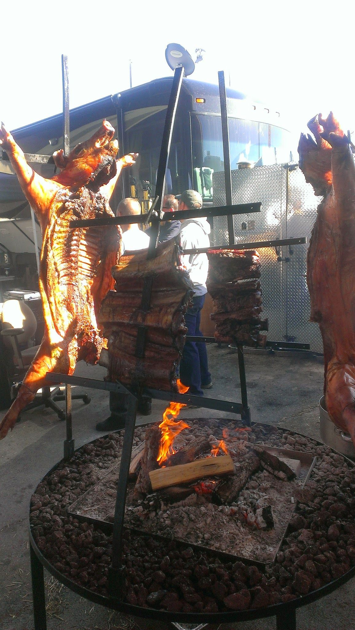 Going old school bbq at the american royal 2014 kansas