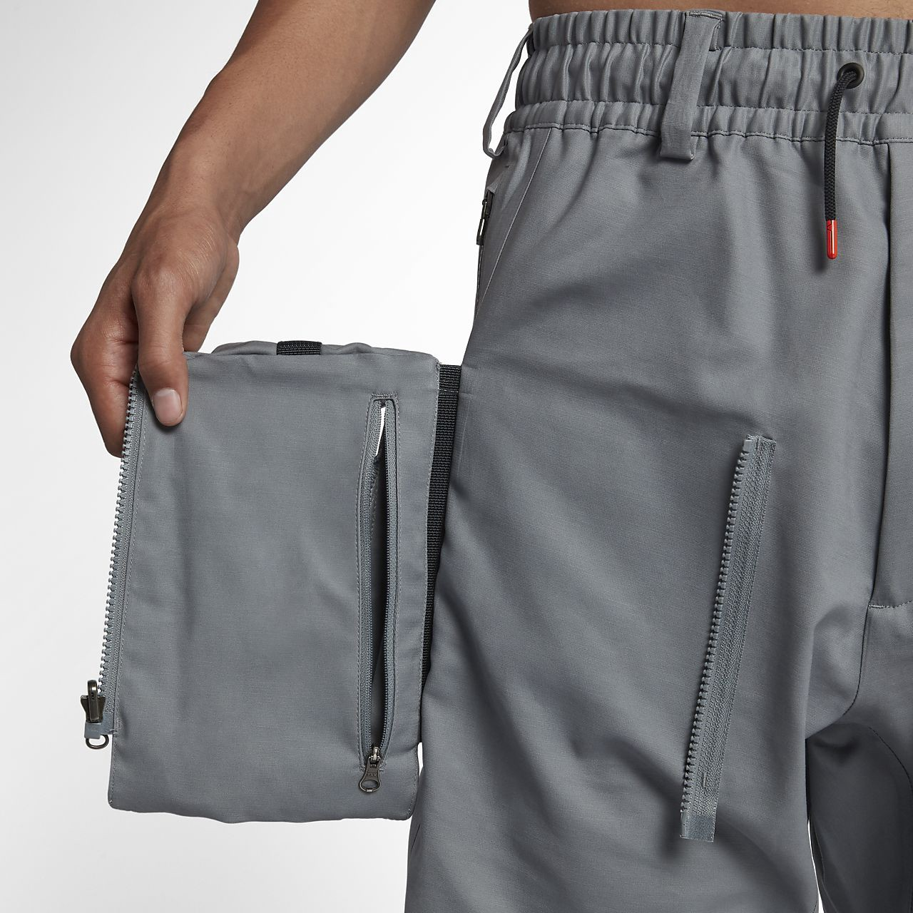 f2022b1358 Nike Lab Acg Deploy Men's Cargo Shorts - S Grey | Products | Cargo ...