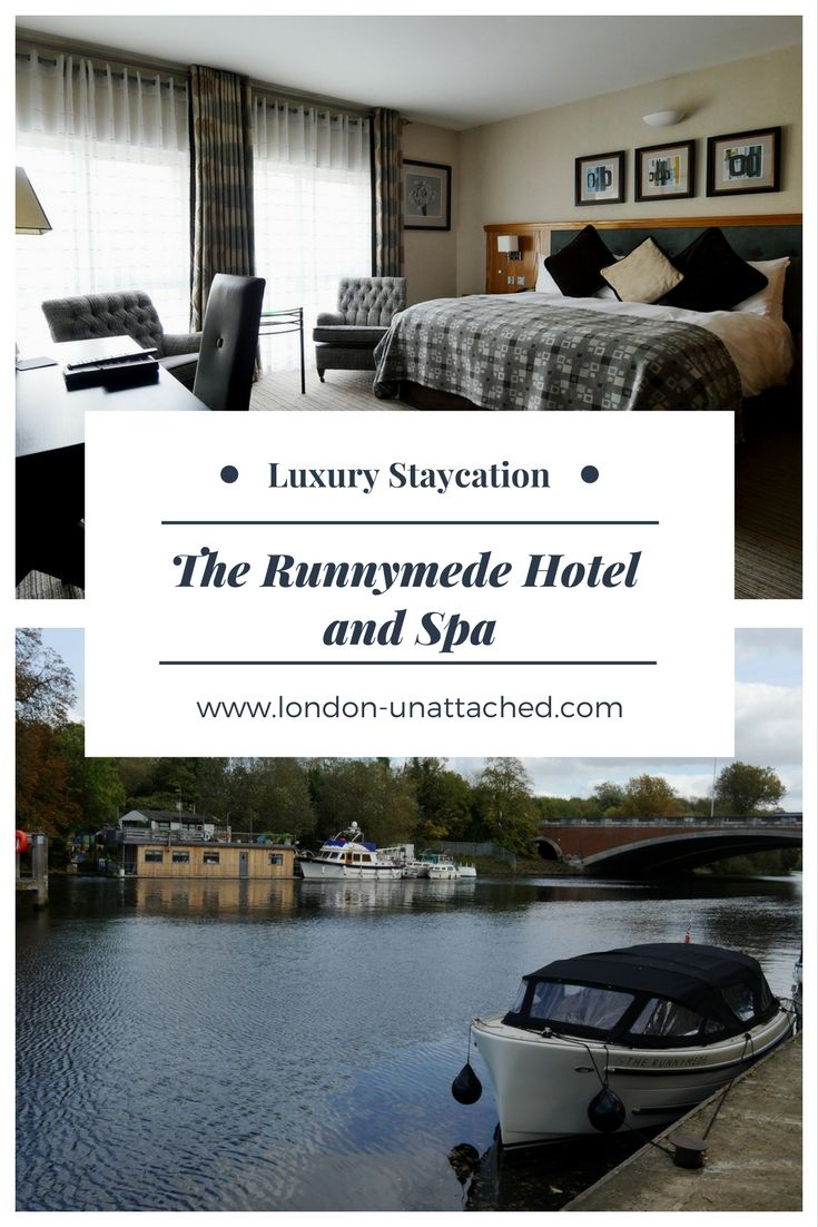 The Runnymede Hotel And Spa Review Egham Surrey