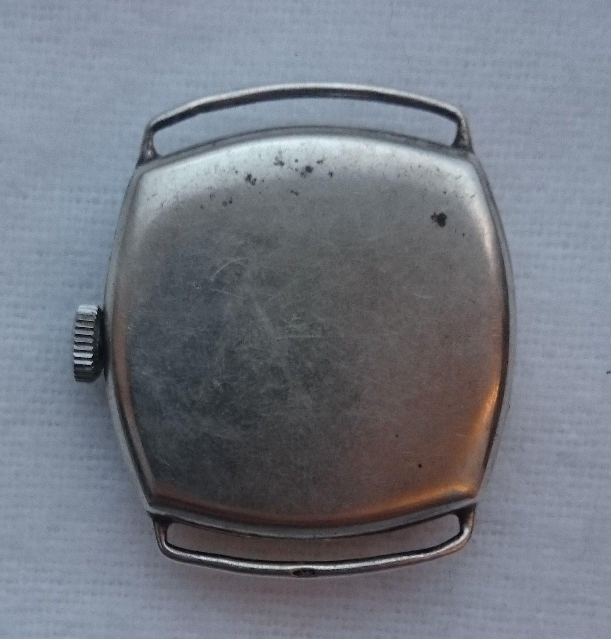 Zegarek Wojskowy Mido Srebrny 1920r Unikat 6629766747 Oficjalne Archiwum Allegro Chronograph Flask