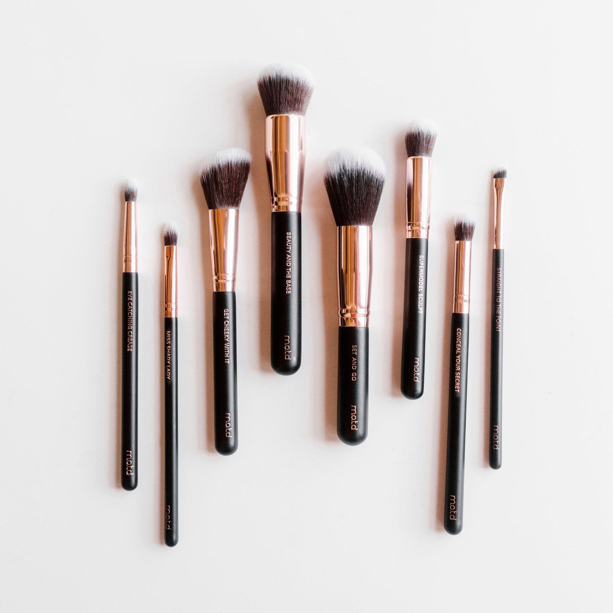 Lux Vegan Makeup Brush Essentials Essential makeup