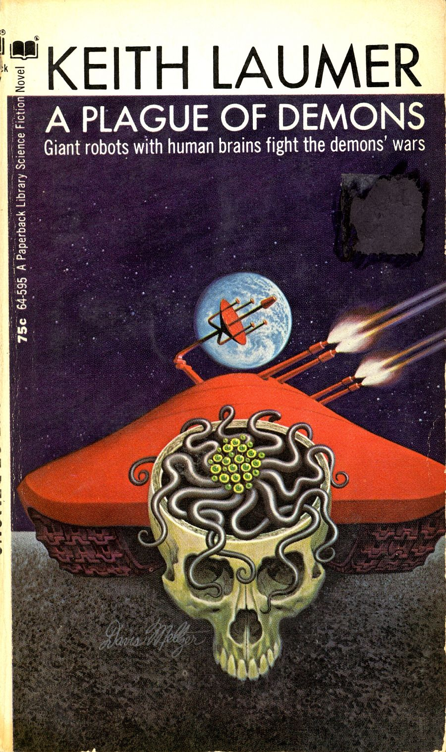 Keith Laumer - A Plague of Demons