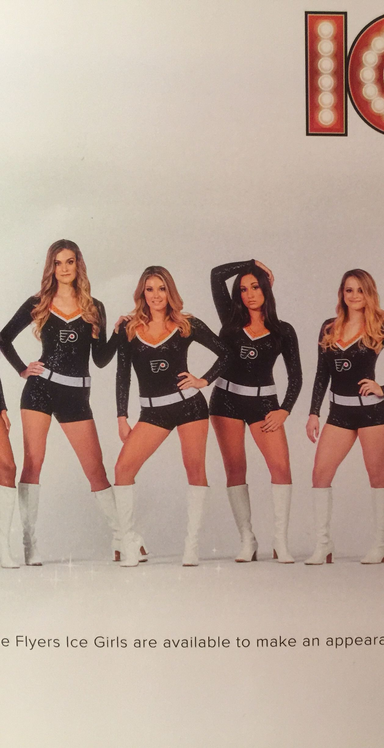 Pin By Jerseygirlsouth On Flyers Ice Hockey Girls Hot Cheerleaders Ice Girls