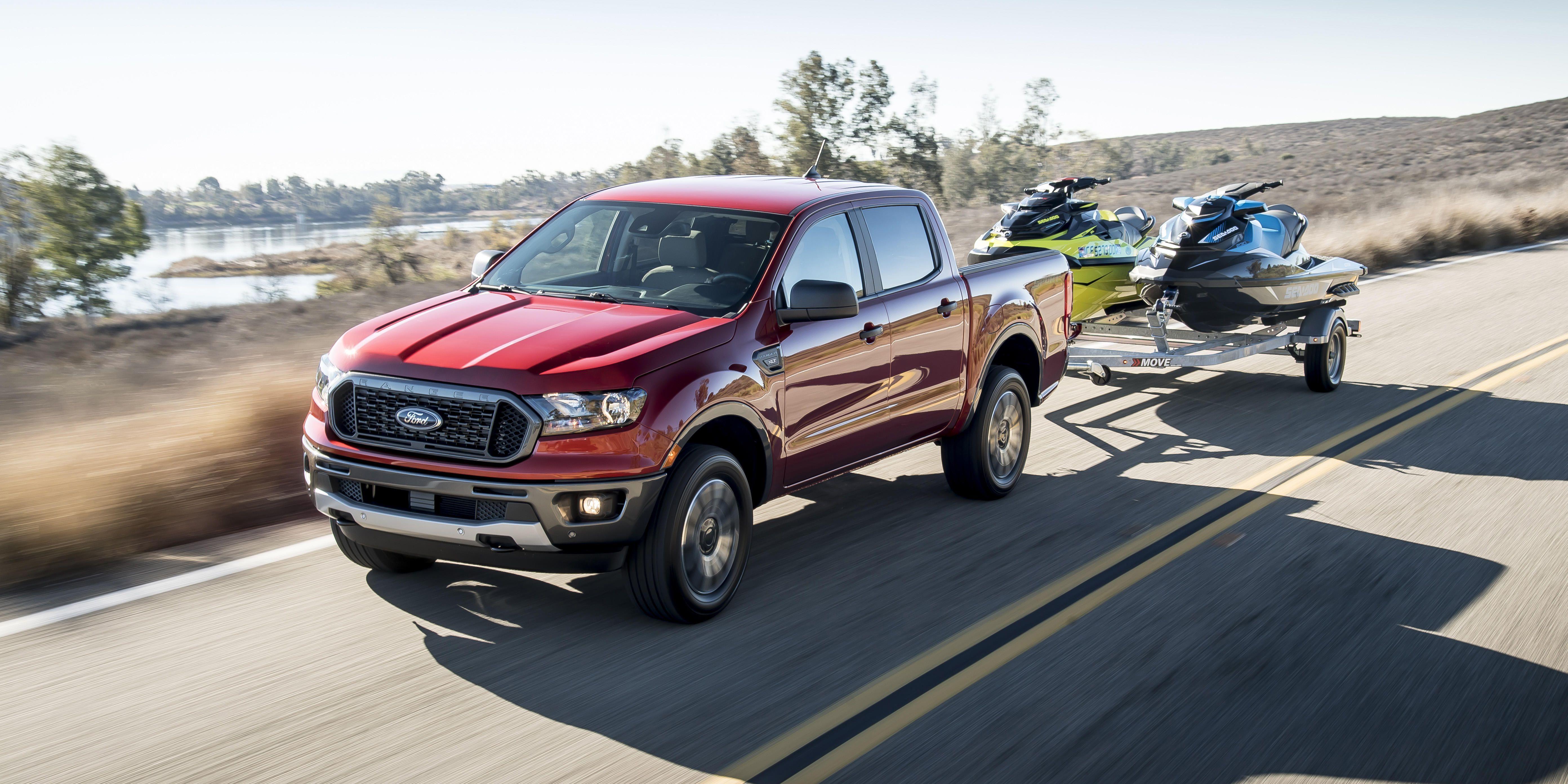 2019 Ford Ranger Review A Midsize Truck Champ 2019 Ford Ranger