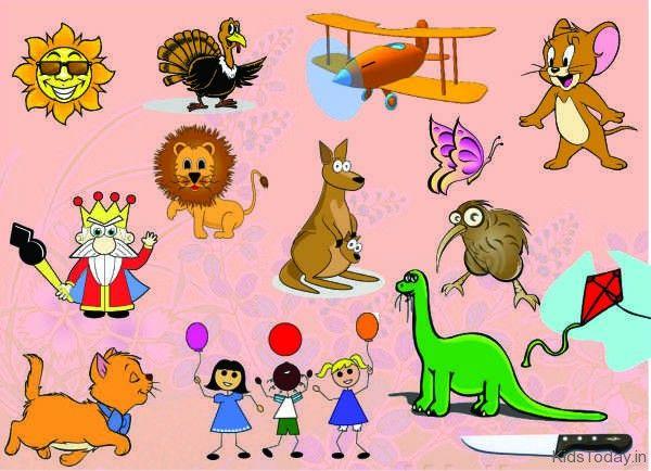 K words kids teaching pinterest exercises k words sciox Images