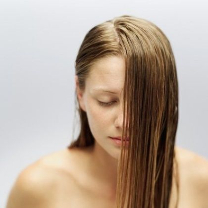 How To Get Rid Of Greasy Hair Greasy Hair Hairstyles Oily Hair Thick Hair Styles