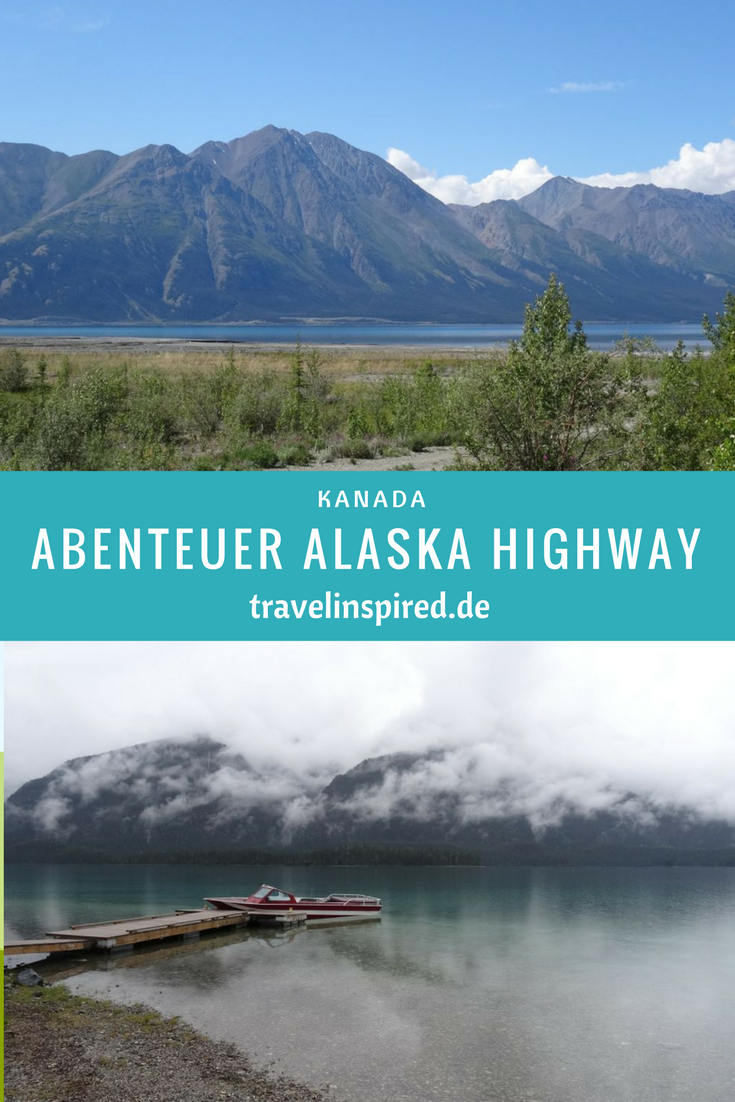 Auf unserem Roadtrip im Truck Camper auf dem Alaska Highway haben wir grandiose Landschaft und viele Tiere entdeckt. Hier geht es zu unserem Reisebericht.