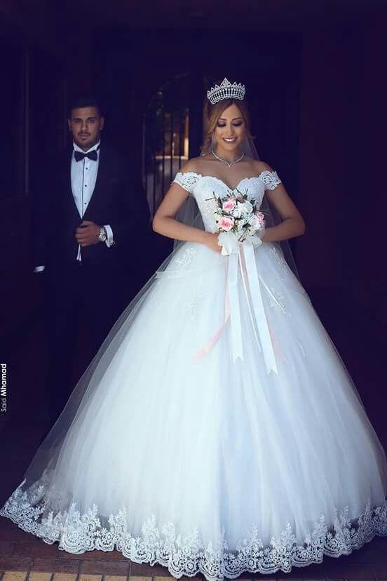 el vestido más bello ❤ | vestidos de novia con encaje | pinterest