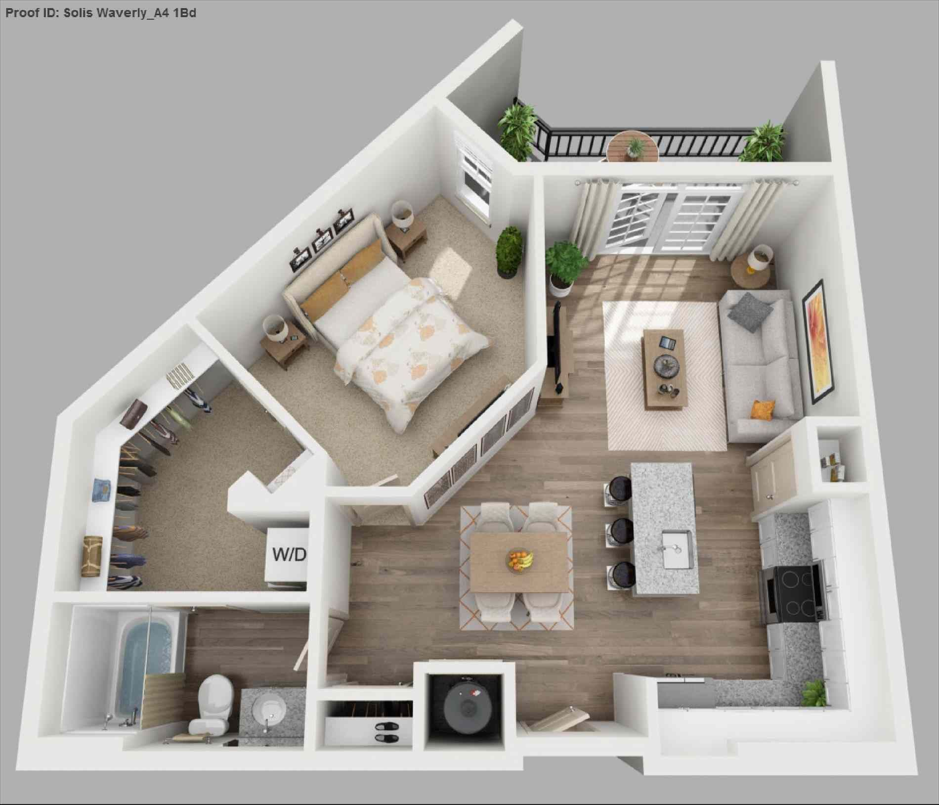 Gallery Including Plan Rhhamiparacom Story 3d One Story House Sims House Plans Apartment Floor Plans House Floor Plans