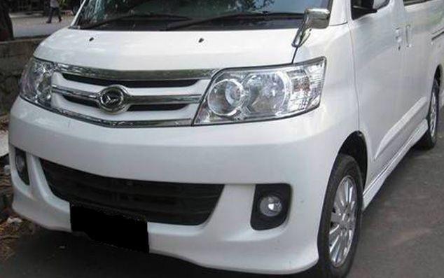 Harga Daihatsu Luxio Bekas Semua Varian Terbaru Banyak Tersedia Di Pasaran Dengan