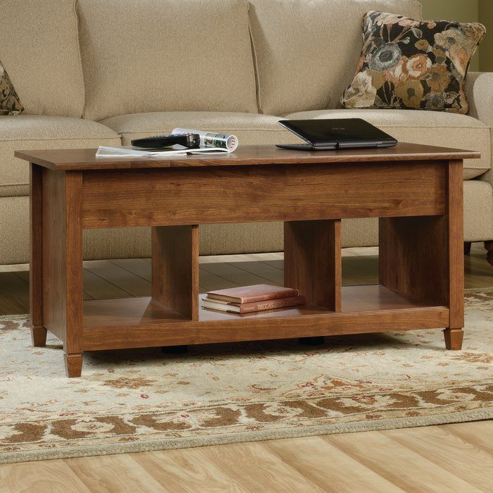 Lamantia Lift Top Coffee Table Living rm Pinterest