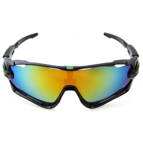 c0bb513e748 Oakley Jawbreaker Sunglasses Black   Yellow lenses -2 for Cheap