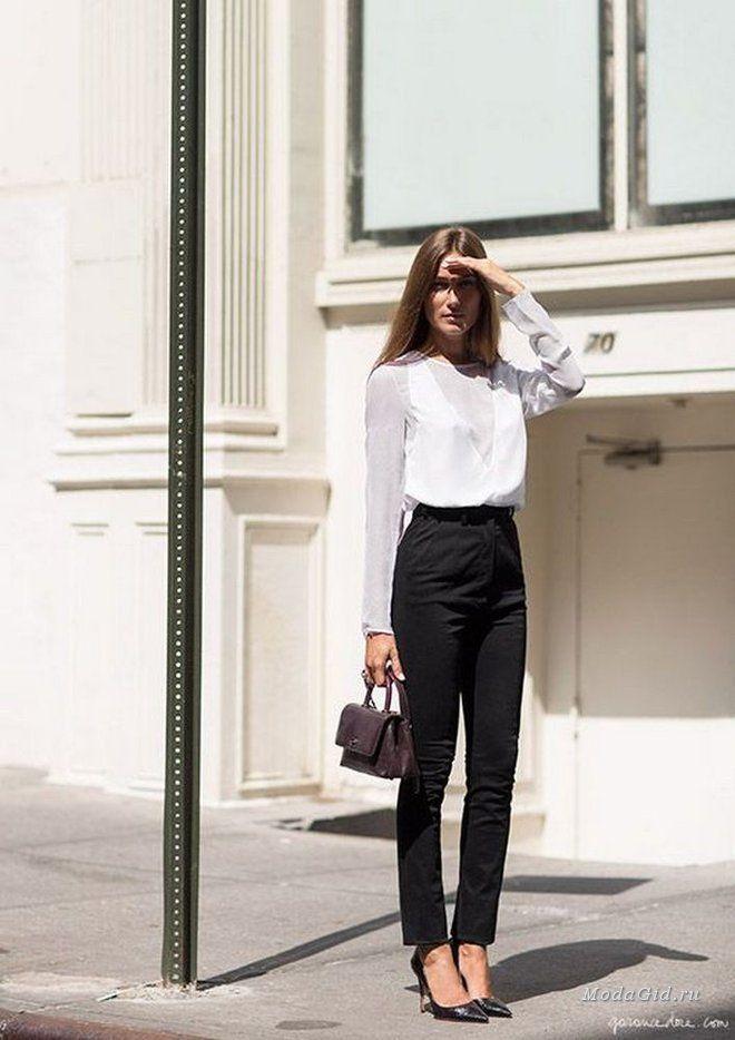 5be31fb2194c Мода и стиль  Офисный стиль  что надеть на работу летом 2016 ...