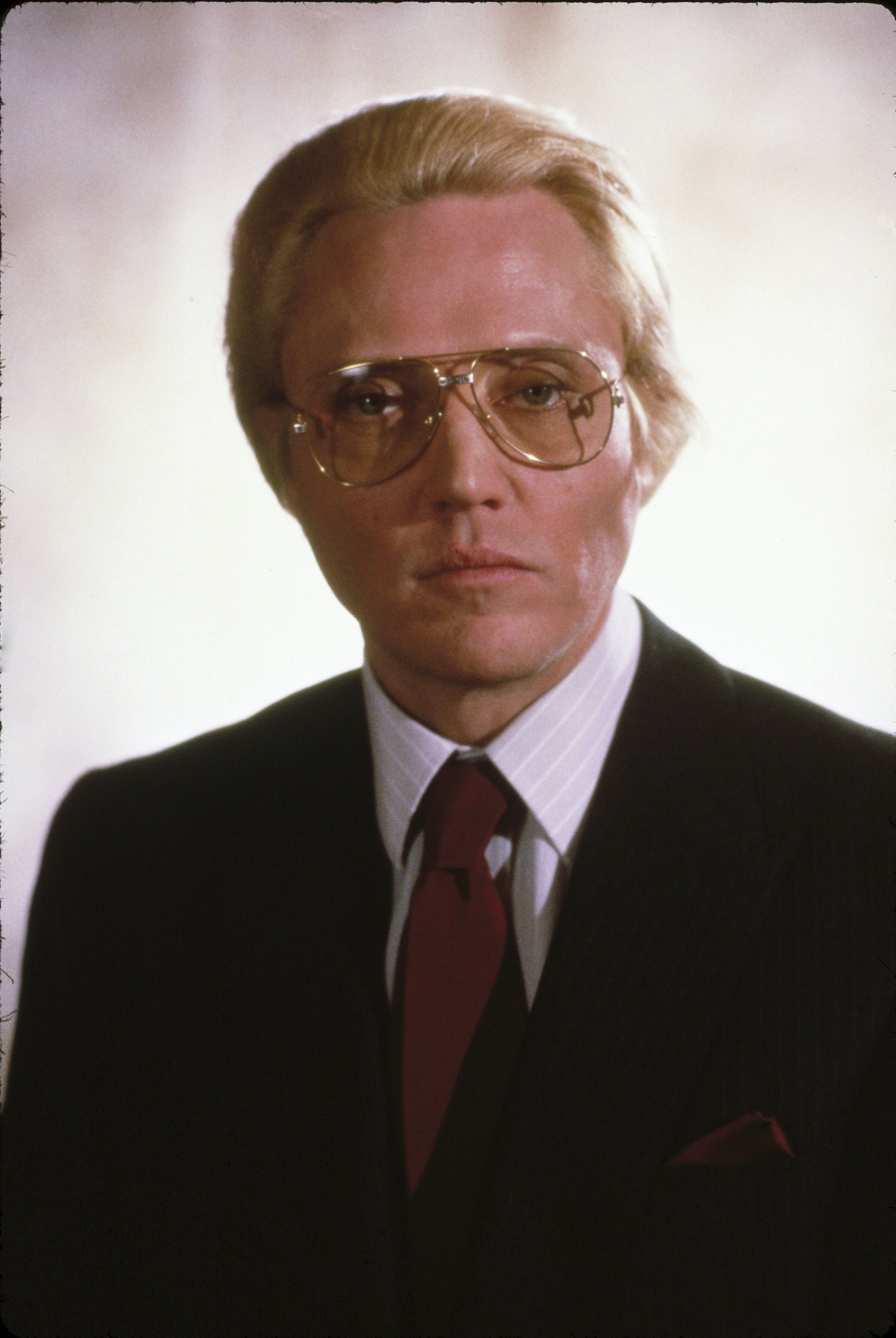 Christopher Walken As Max Zorin In A View To A Kill 1985