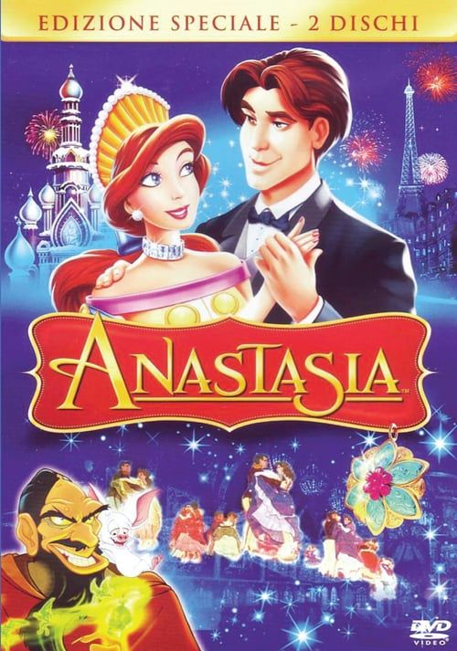 Anastasia Stream English