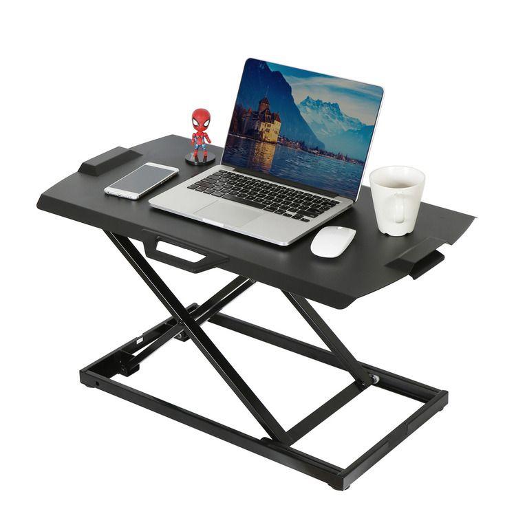 Height Adjustable 30 Standing Desk Converter Sit Stand Laptop