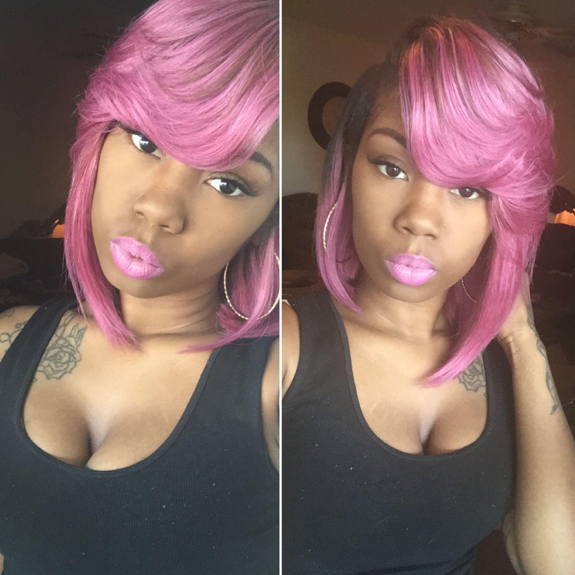 Pinkbob QuickWeave