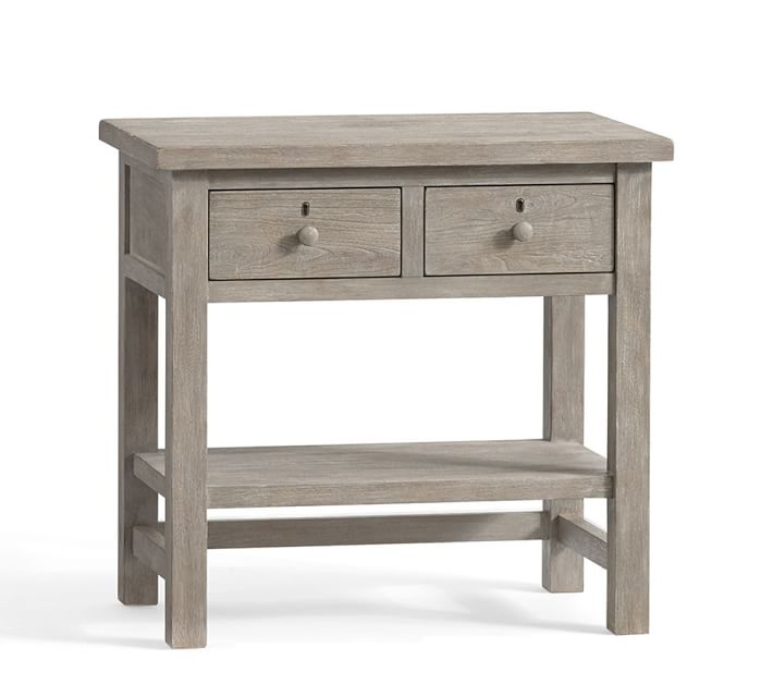 Farmhouse 28 5 2 Drawer Nightstand In 2020 Farmhouse Table Centerpieces Shaker Furniture Bedside Tables Nightstands