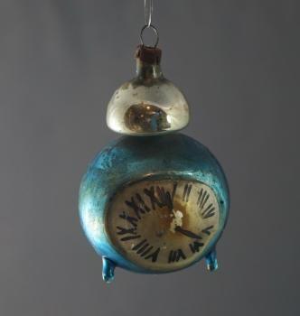 Wecker, 1900 Antike weihnachtsschmuck, Vintage