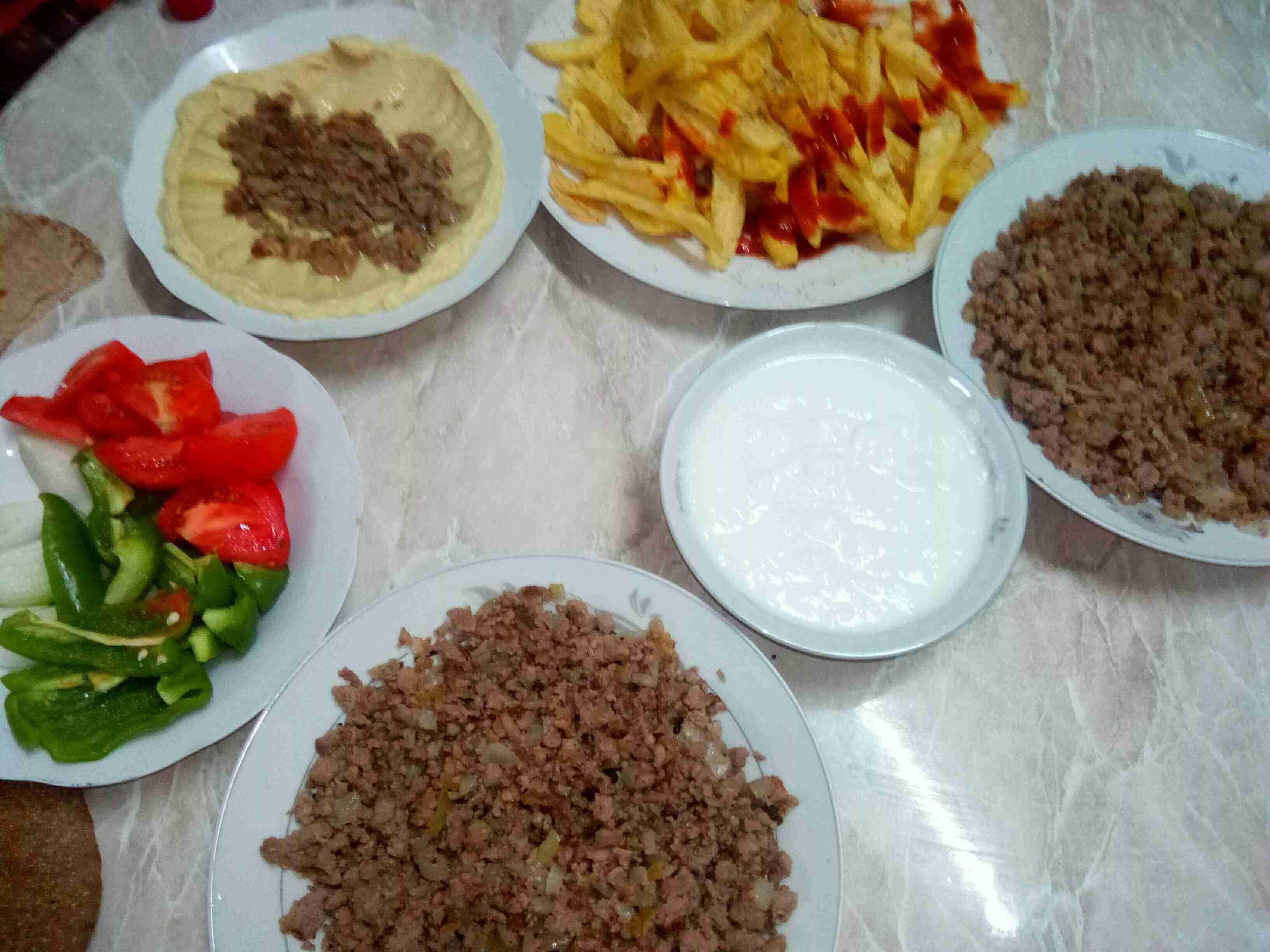 لحمة مفرومة بالبصل سلسلة طبخاتنا الشعبية 4 ملكة الأكلات الأردنية زاكي Recipe Main Dishes Food Dishes