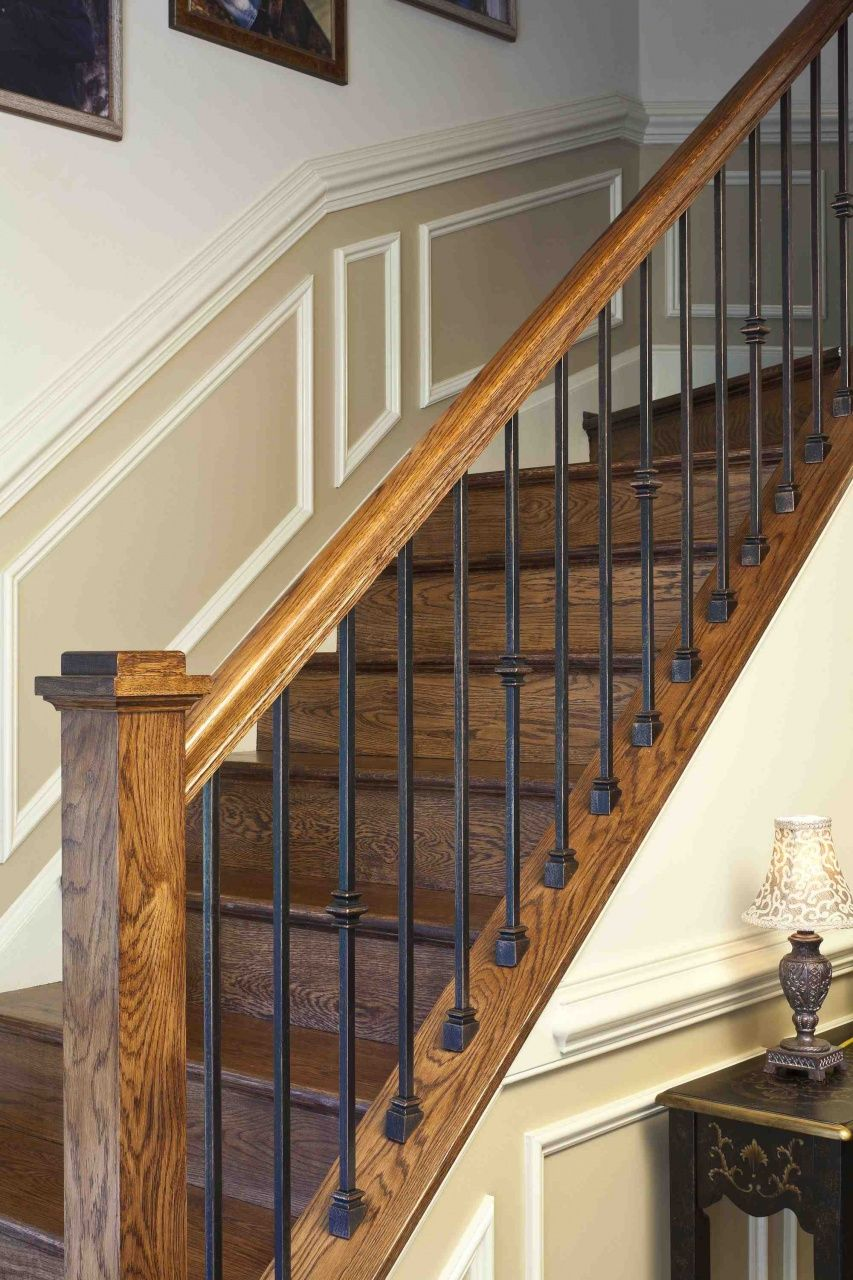 Home Depot Deck Railing Systems in 2020 | Rustic stairs ...