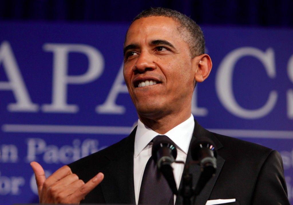Camino a las próximas elecciones en los Estados Unidos, Barack Obama deja por un momento la política de lado y comparte sus canciones favoritas