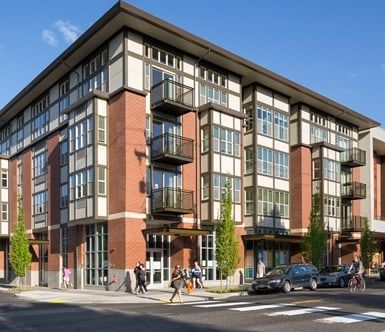 nice apartment complex. Image result for craftsman apartment buildings  Senior housing