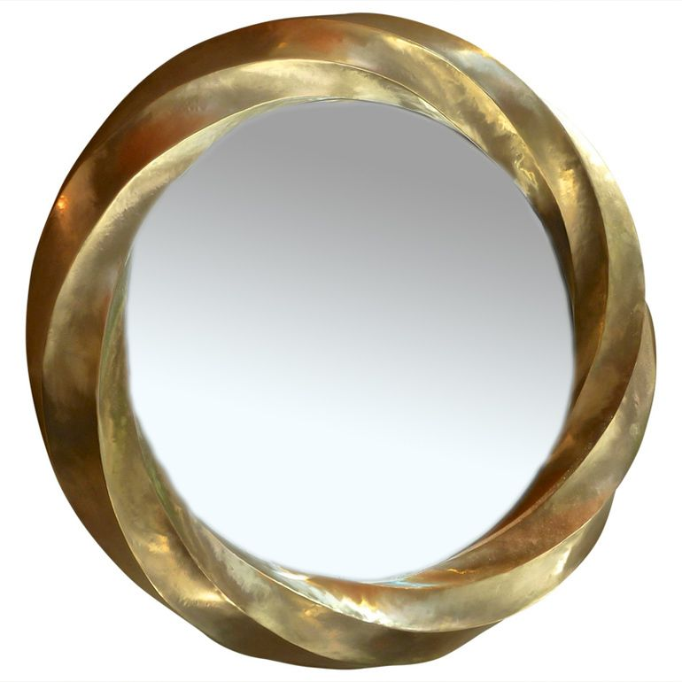 Gold Puso Mirror