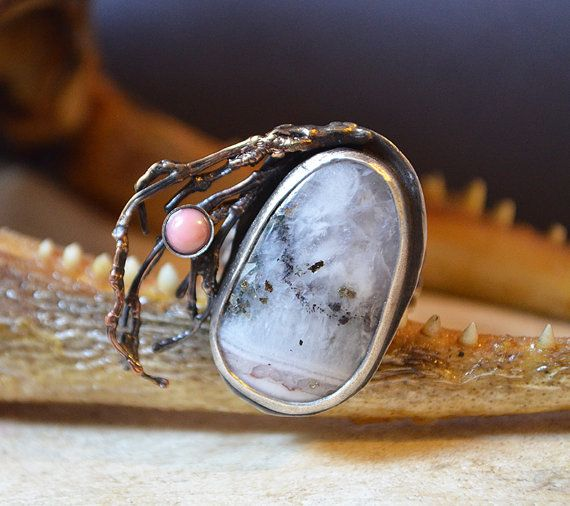 Cold Family Roots Ring by dolldisasterdesign on Etsy