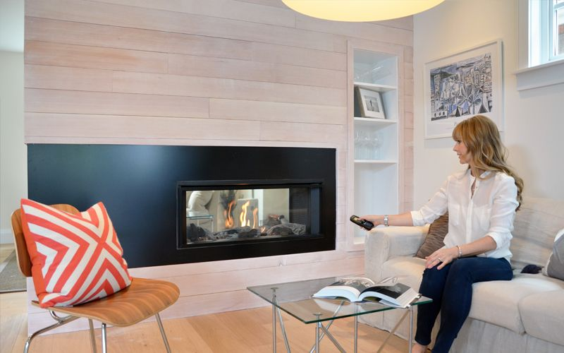 Valor L1 Linear 2 Sided Series Interior Design Living Room