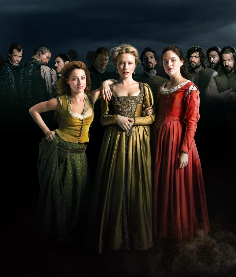 4563a7a529d Here's 10 things you need to know about new TV series Jamestown ...