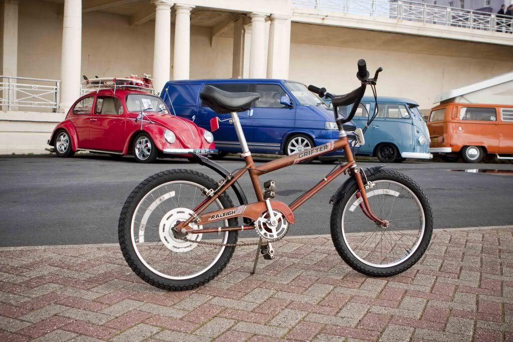 USA Spec Raleigh Grifter | Bicycles (Grifter Candy