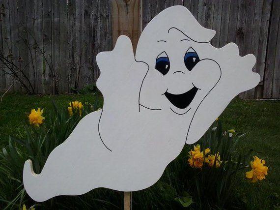 Halloween Ghost,Halloween Decor,Outdoor Halloween Yard Art,Lawn - outdoor ghosts halloween decorations