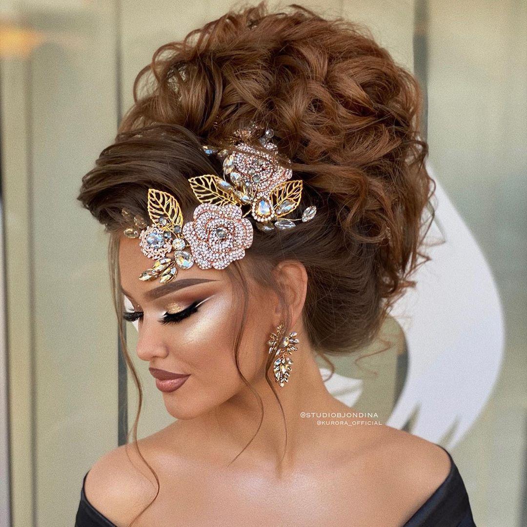 19++ Hochzeitsfrisur instagram Information