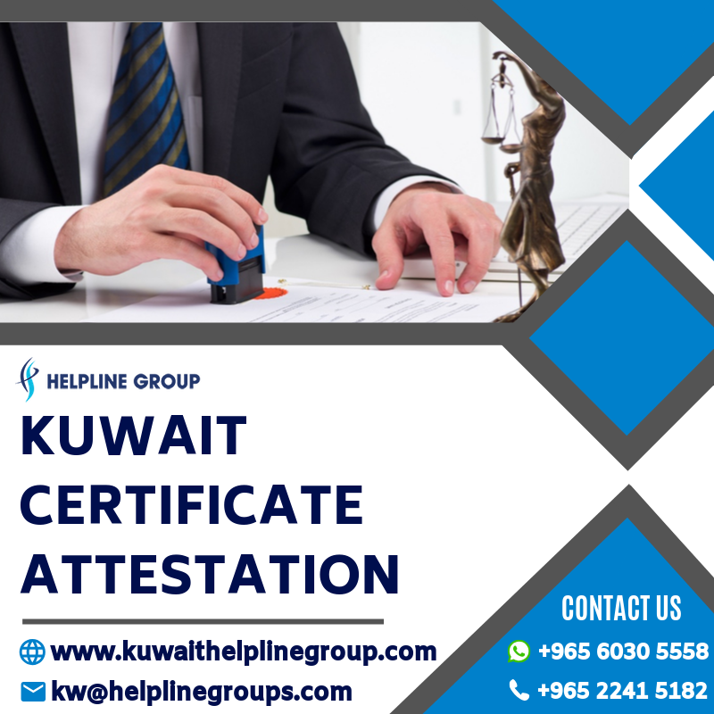 Searching For The Right Attestation Services? Ministry