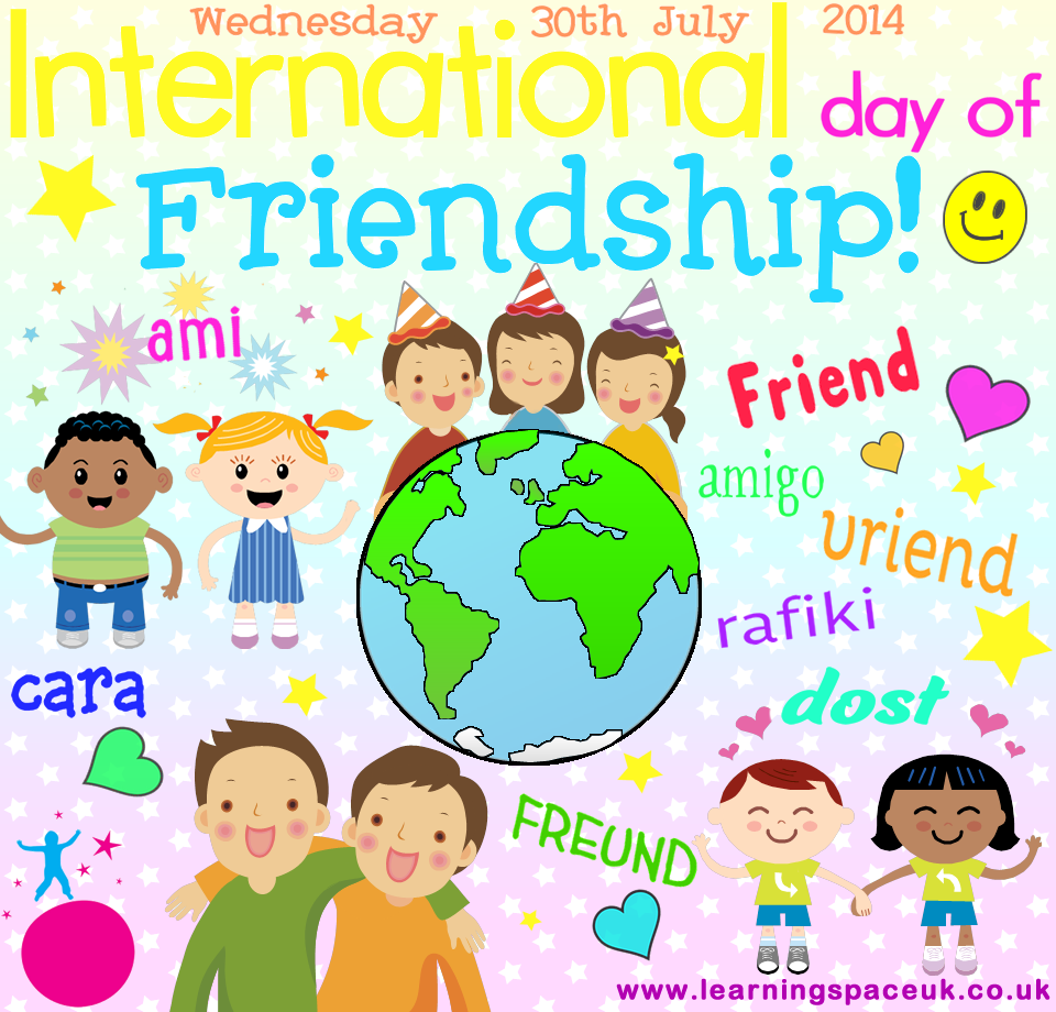International day of Friendship! Wednesday 30th July 2014 ... Friends With Kids Poster